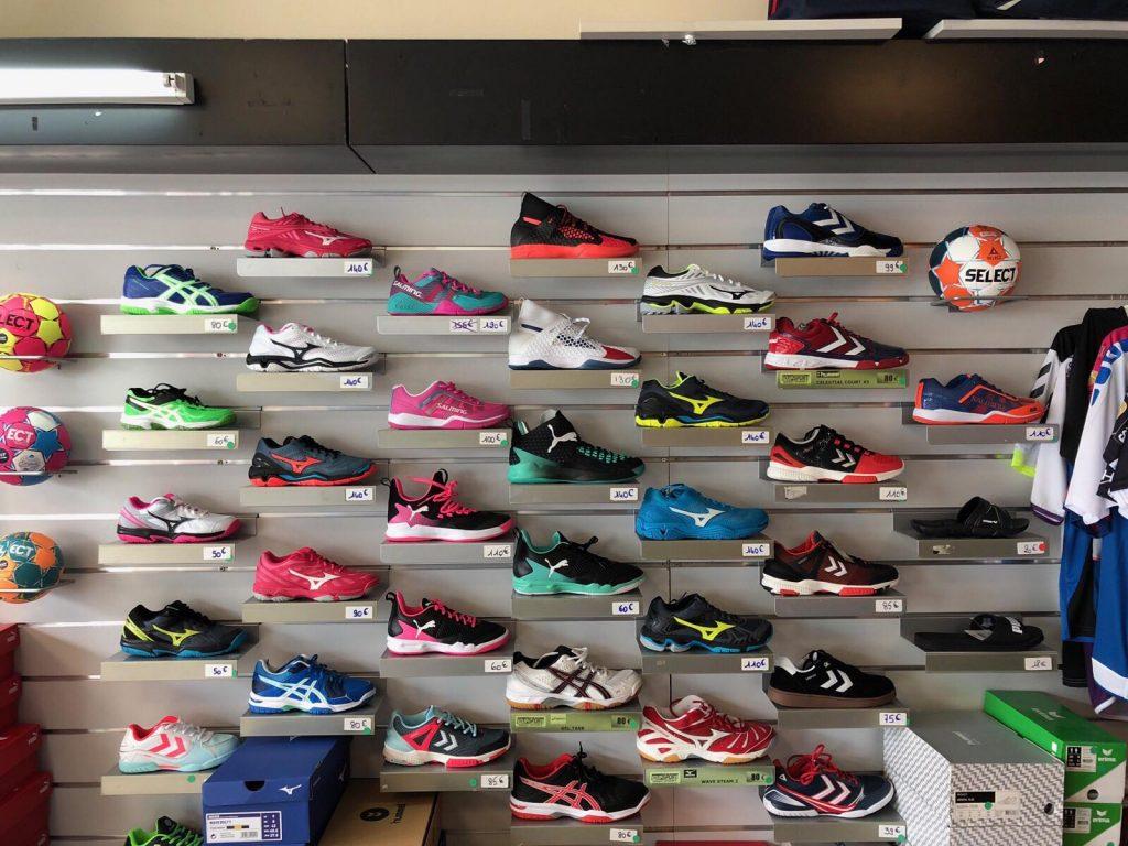Nouveautés chaussures Handball Mizuno, Hummel et Puma