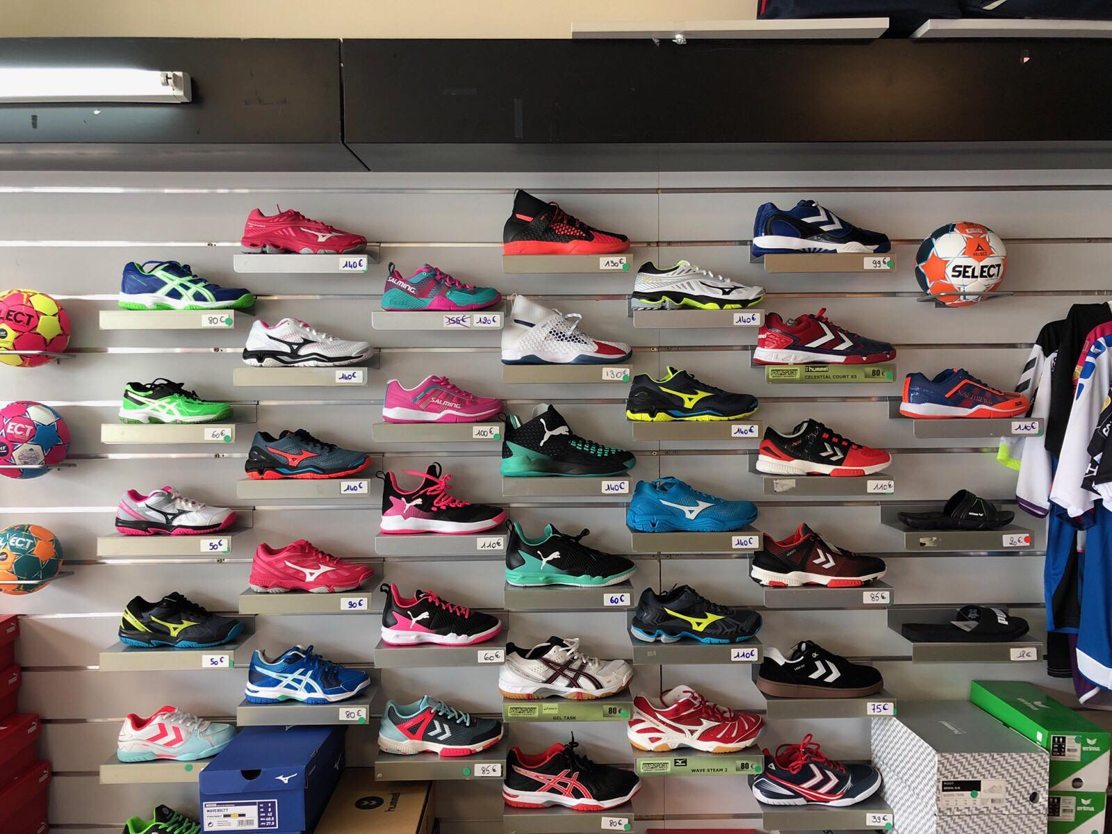 chaussures handball homme puma