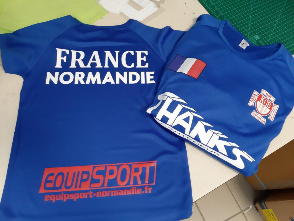 Tee shirt Equipe de France
