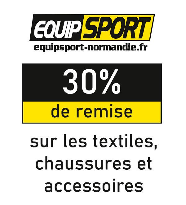 30% de remise sur le textile, chaussures et accessoires en magasin !